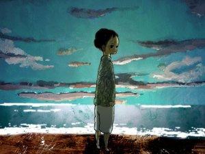 白田明日香『青いさざなみ』