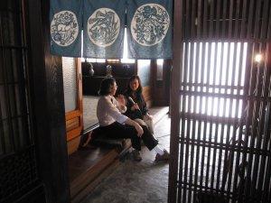 Ecrans de Harima『姫路に残る町家にて』