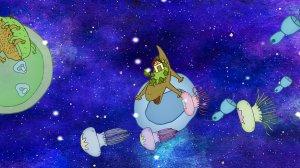 上甲トモヨシ『Lizard Planet』