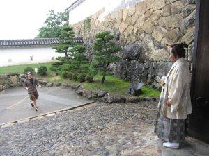 Ecrans de Harima『忍者と侍と殿様のまち 姫路』